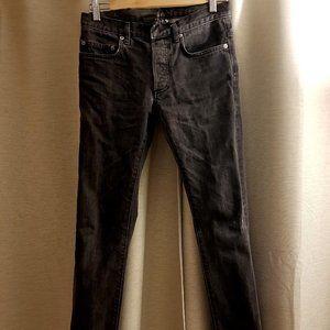 Dior Homme Hedi Era 2007 Runway Claw Mark Jeans
